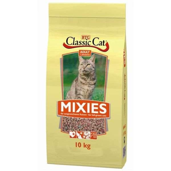 10 Kg - Classic Cat Mixies