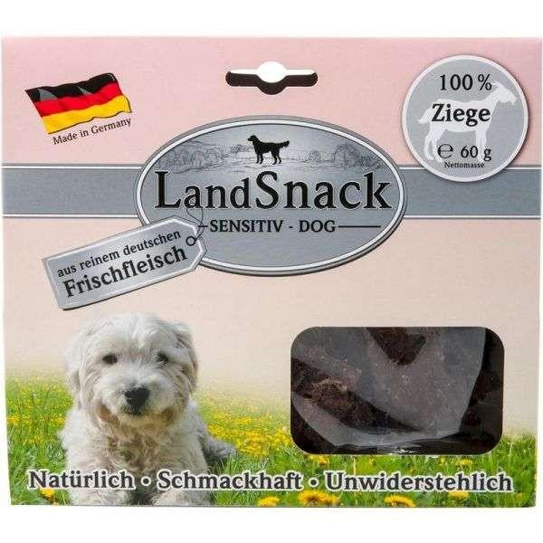 60 g - LandSnack Dog Sensitiv Ziege