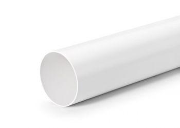Förderrohr PVC 90 mm für Spirale a.3,00 m