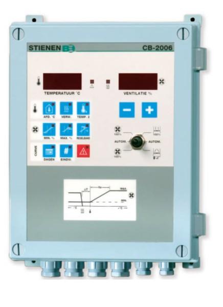 Klimaregler CB- 2000 0-10V