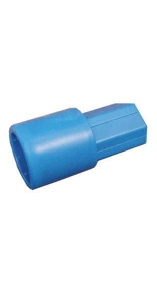 Rohrhalter PVC 1 Zoll x 35mm