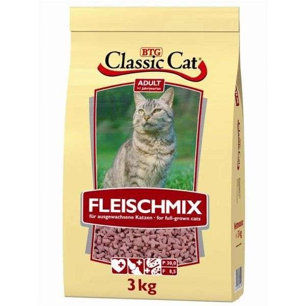 3 Kg - Classic Cat Fleischmix
