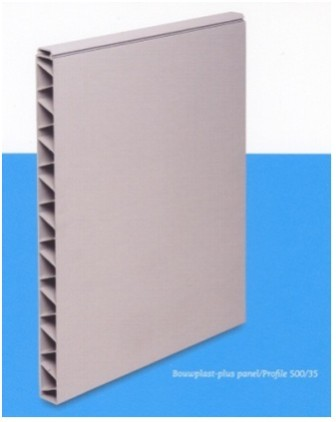 Kunststoff-Brettprofil BP 500/35