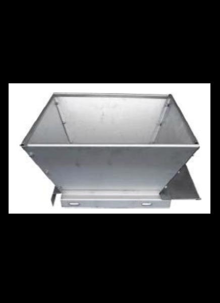 Behälter-Trichter 100 Liter für Aufnahmestation