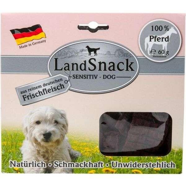 60 g - LandSnack Dog Sensitiv Pferd