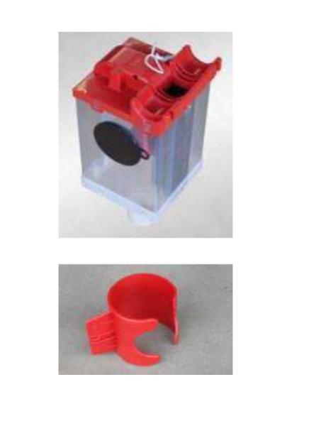 Volumendosierer TIGSA 10 Liter für 60 mm Rohr