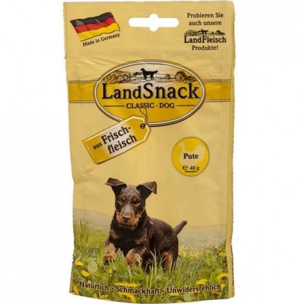 40 g - LandSnack Classic Dog Pute