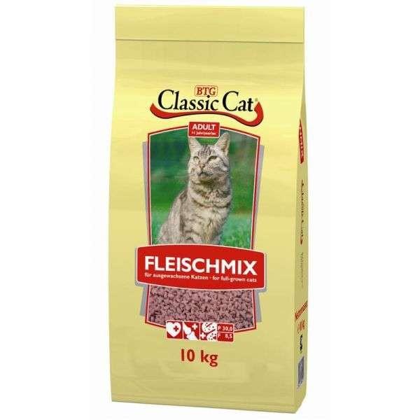 10 Kg - Classic Cat Fleischmix