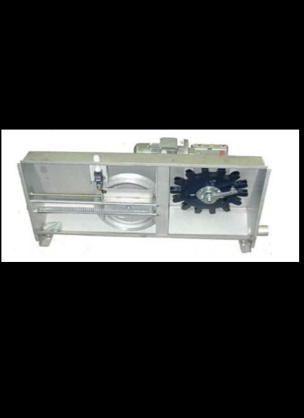 Antriebsmaschine 0,75 KW für Kettenförderung